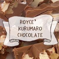 ROICE' KURUMARO CHOCOLATE